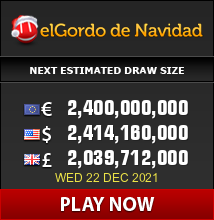 Play El Gordo de Navidad - Over 1 Billion Euro in prizes!