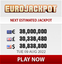 Play EuroJackpot Lottery