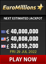Play EuroMillions now and win up to 183 million Euros