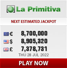 Play La Primitiva Lottery