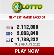 Play the Oz Lotto
