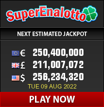 Play SuperEna Lotto