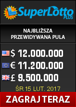 Zagraj SuperLotto Plus