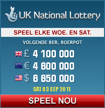 Play UK Lottery from South Africa
