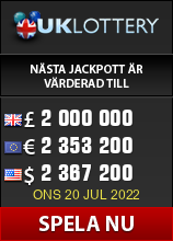 Svenska Spel Lotto Left  UK Lotte
