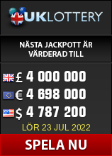 Svenska Spel Lotto Left  UK Lottery