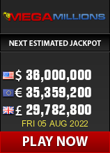 Latest lotto jackpot image