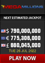 Play the biggest USA Lotteries