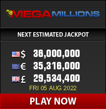Megamillions - Play the biggest USA Lotteries