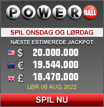 Powerball Lotto Norge