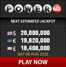 Play the USA Powerball Lottery