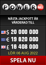 USA Powerball Lotteriet Norge